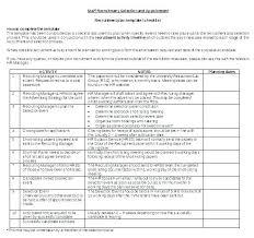 Recruitment Plan For Hr Recruitment Action Plan Examples