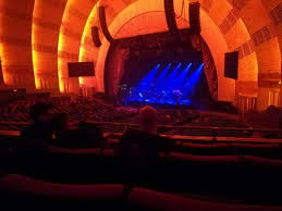 Radio City Music Hall Section 1st Mezzanine 1