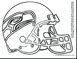 Nfl Teams Coloring Pages At Getcoloringscom Free Printable