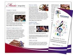Church Welcome Brochure Samples Church Outreach Program Brochure Samples Wilson Printing Usa