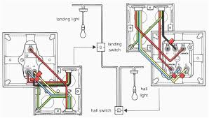 2 way switching wiring diagram efcaviation com tearing two light how to wire two separate switches & lights using the same power source at Two Light Wiring Diagram