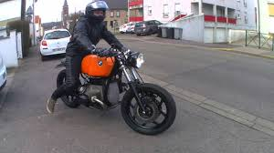 bmw r80 rt cafe racer youtube