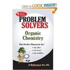 ebooks library organic chemistry problem solver online ipb image
