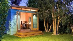 Modern-Shed™ TAJ the 10x12 backyard art studio on Vimeo