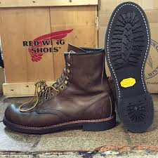 Image result for RED WING IRON RANGERS VIBRAM