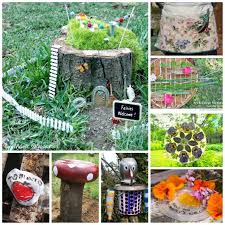 garden crafts excited about the warmer weather and can wait to get into the garden