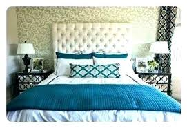 teal accent wall living room in bedroom decor the accents large size of