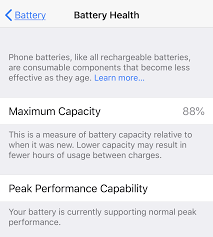 Apple explained that maximum battery capacity measures your iphone's battery capacity relative to when it was new. How To Tell If You Need A New Iphone Battery Pcmag