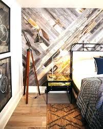 wooden pallet accent wall wood wallpaper barn ideas top best walls tv