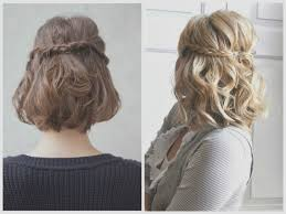 prom hairstyles for short hair half up half down with braids half up down hairstyles for short hair hairstyles