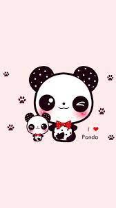 Cute Panda Wallpaper For iPhone - 2021 ...