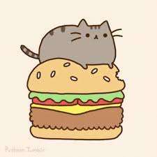 cute cats animated gif. Plain Animated Hungry Cat GIF  Pusheen GIFs Inside Cute Cats Animated Gif I
