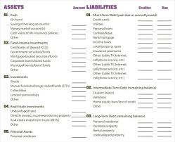 Simple Personal Balance Sheet Example Balance Sheet Template Pdf Sample Format In Hindi