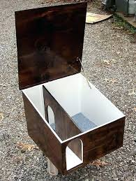 outstanding cat tree house plans or diy outdoor cat house outdoor cat house plans for houses