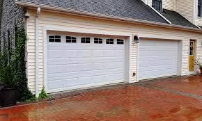 image of carriage garage door window kits