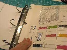 Sewing Pattern Storage New Decorating Ideas