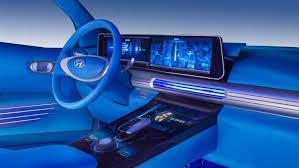 2018 hyundai fuel cell. modren hyundai 2017 hyundai fe fuel cell concept on 2018 hyundai fuel cell c