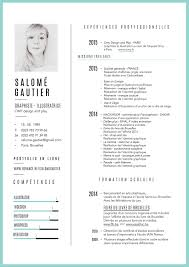Want to use color on your resume but don't want to use it on your content?  Consider a border. Above, designer Salom Gautier adds a thing, ...