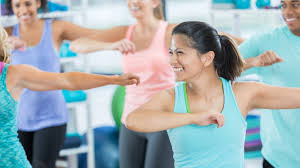 group fitness cles reduce stresore