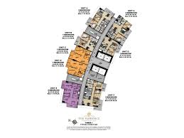 tower 1 typical floor plan