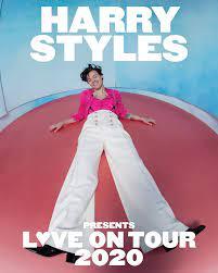 Harry Styles Announces 2020 'Love On ...