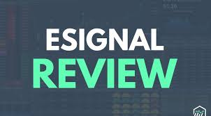 Esignal Charting Esignal Review Charting Platform Pros And Cons
