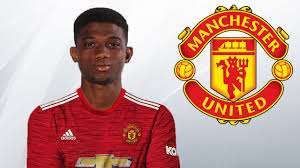 Manchester United confirm Amad Diallo squad number