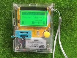 <b>Mega328</b> Digital <b>Transistor</b> Tester Diode Triode Capacitance ...