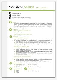 cool looking resume Modern Microsoft Word Resume Template - Yolanda Smith - Resume  Templates Word,