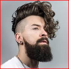 Hairstyles For Semi Curly Hair Men 240911 Hairstyles For Semi Curly