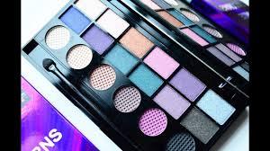 makeup revolution unicorns unite salvation palette review and swatches unicorn makeup