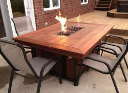 wonderful large round patio table 25 best ideas about fire table on outdoor outdoor