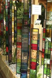 stained glass projects for outdoors mirrors glass in gardens from gardendrum decorative glass panels
