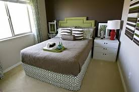 Attractive How To Arrange Furniture In A Small Bedroom