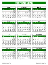 Office Tempaltes 2017 Calendar Template Open Office Templates