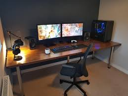 upgrade and refinished the desk what ya ll think
