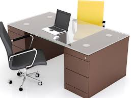 office desk design. designer office desk glass top table zampco design l