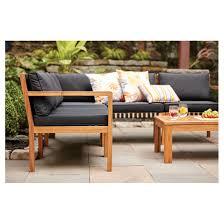 acacia wood patio set sao paulo