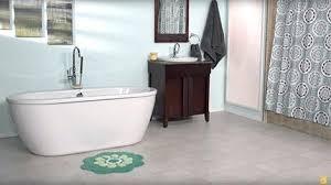 freestanding tub from standard american cadet bathtubs