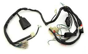 honda engine wiring harness wiring diagram and hernes wiring harnesses and charging system parts electrical s