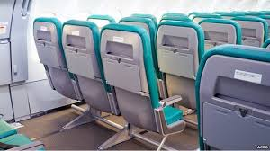Image result for mais espaço aos passageiros aéreos