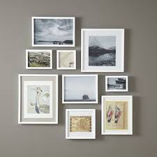save on wall frames art gallery with white gallery frames wayfair