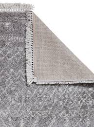 boho rugs 5402 grey area rug in 120 x170cm