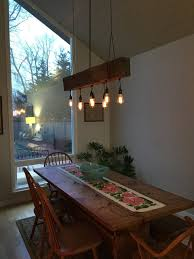 customize your own reclaimed barn beam light fixtures for you home bar restaurant