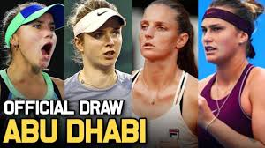 21 april 2021 starting from 10:00. 5 Captivating Clashes To Watch Out For In The Wta Abu Dhabi Open 2021
