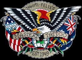 History — Tahiti Felix's Master Tattoo 1949 Australia
