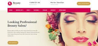 Hair Saloon Websites Beauty Salon Websites Template Bootstrap Themes