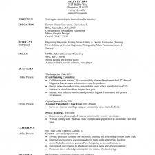 College Student Resume College Internship Resume Big Resume Tips
