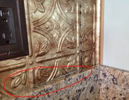 gap between backsplash and countertop marvelous what kind of caulk to use for kitchen interior design