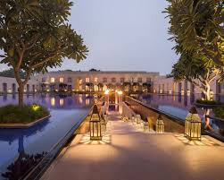 Resort Lighting Design The Trident India Chedi Hotel Landscape Design Landscape